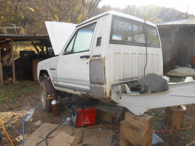 Cab Corners? - MJ Tech: Modification and Repairs - Comanche
