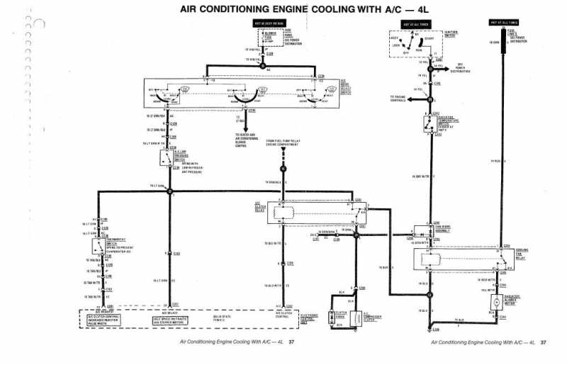 a/c wiring diagram  mj tech modification and repairs
