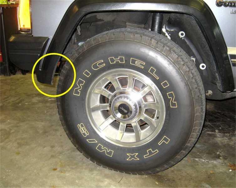 33x10.5x15 BFG All-Terrain T/A KO Tires - Page 2 - MJ Tech ...