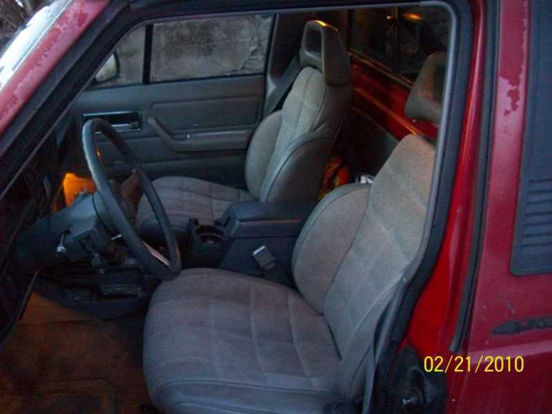 Seats Who Has What In Their Mj Mj Tech Modification And Repairs
