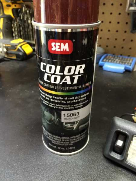 Charcoal Grey Interior Paint - MJ Tech