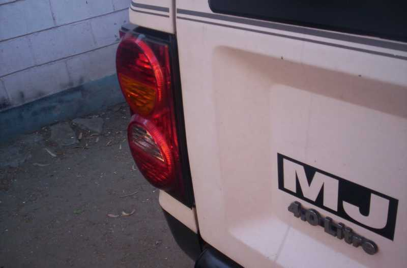 Tail Lights - Mj Tech  Modification And Repairs