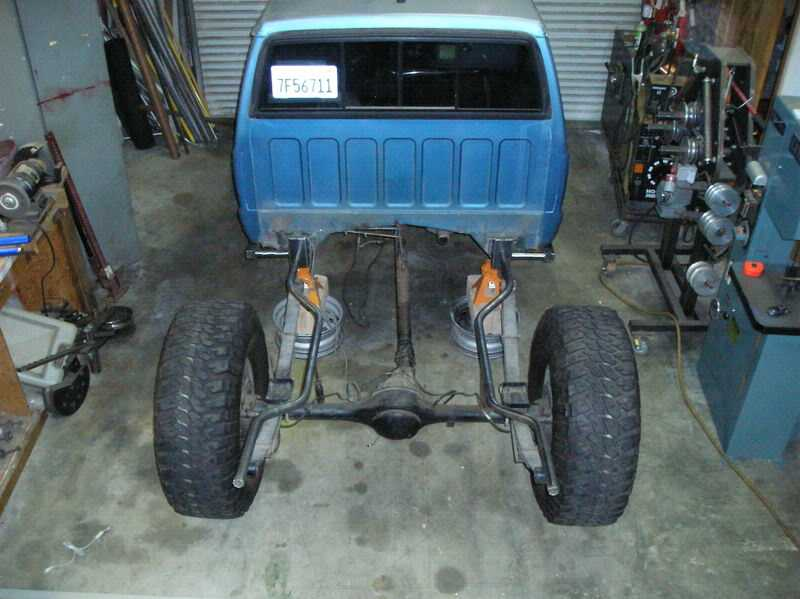Frame Stiffeners Mj Tech Modification And Repairs Comanche Club Forums