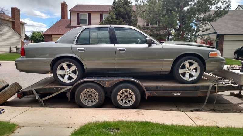 crown vic interceptor may be my newest daily driver member projects other cool stuff comanche club forums crown vic interceptor may be my