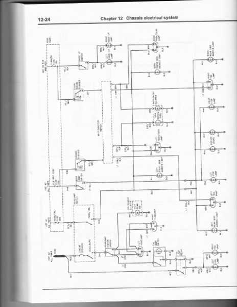electrical problem - mj tech: modification and repairs - comanche club  forums  comanche club forums