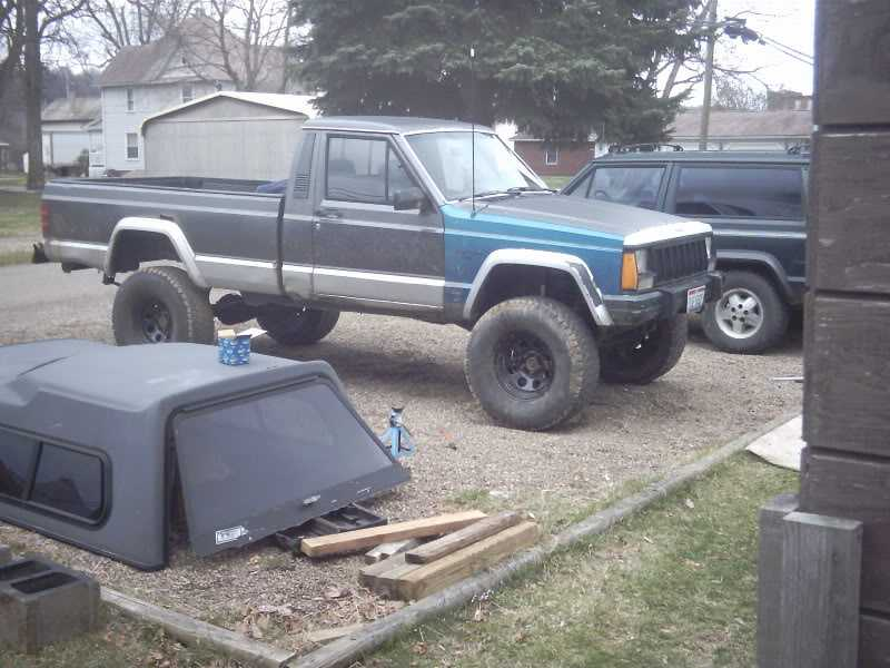 Lift And Tire Setup Thread Mj Tech Modification And Repairs