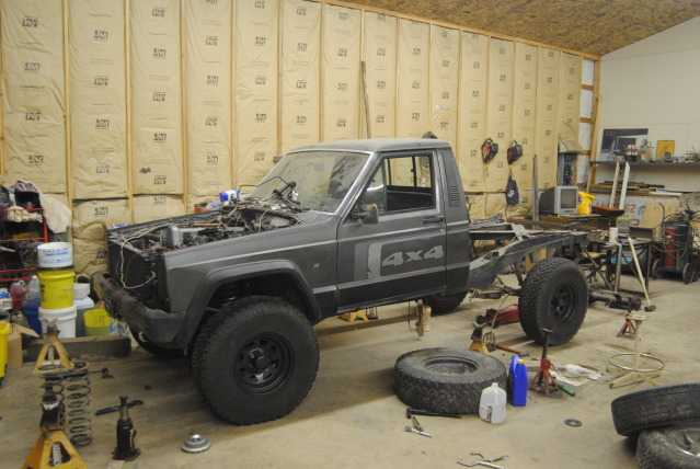 Mb-Mj Diesel - MJ Tech: Modification and Repairs - Comanche