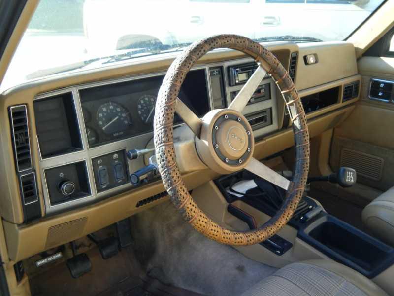 Reg Cab Full Floor 1986-1992 Jeep Comanche MJ Carpet Cutpile