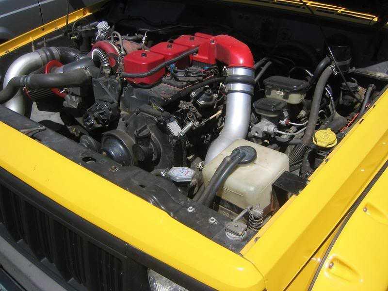 5 7L Hemi? - MJ Tech: Modification and Repairs - Comanche