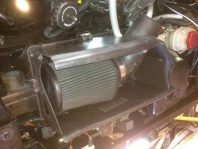 Airaid Or K&n Intake Air Filter Systems - MJ Tech