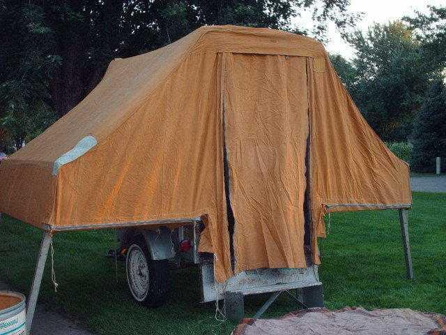1968 Sears Tent Trailer 'Granpa-Campa' Build - Page 2 - The