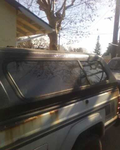 Jeep Comanche Camper Shell For Sale >> comanche camper shell nor cal - For Sale - Comanche Club Forums