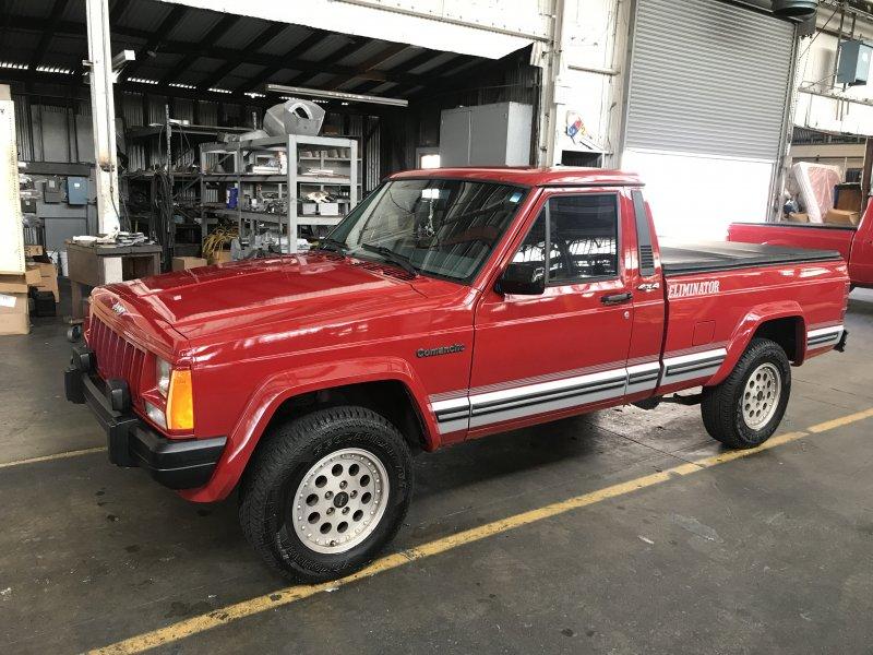 1990 Jeep Eliminator