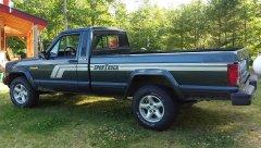 1988 Comanche Pickup