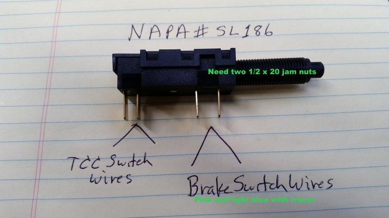 No Brake Lights After Power Booster Up Grade