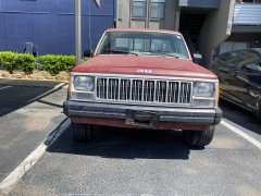 1988 Jeep Comanche Pioneer 2wd