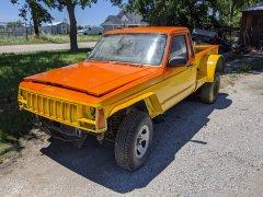 1990 Comanche Big Ton Build in Justin Texas