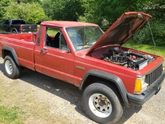 1986 Comanche Custom