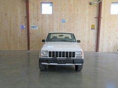1990 White Jeep Comanche Front Boone, NC $15K.jpg