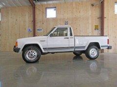 1990 White Jeep Comanche Boone, NC $15K.jpg