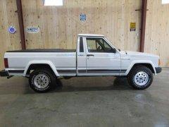 1990 White Jeep Comanche Right Side Boone, NC $15K.jpg