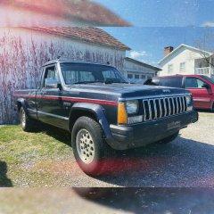 1986 Comanche X
