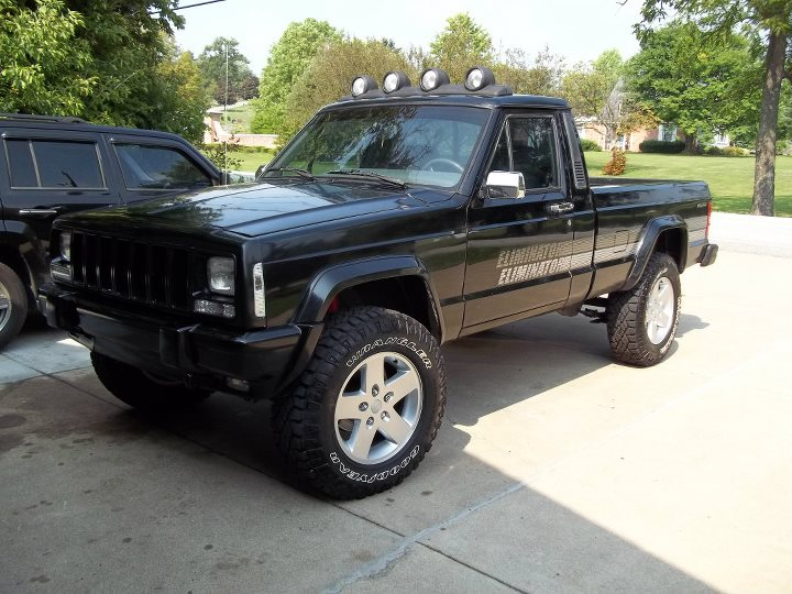 Jeep Cherokee Off Road Parts Comanche of the month, Nov 2011 --- IMSTUCK'S 91 - past ...